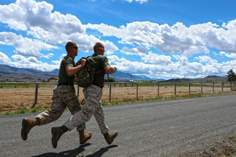 Militærtøj er outdoor-tøj i højeste kvalitet