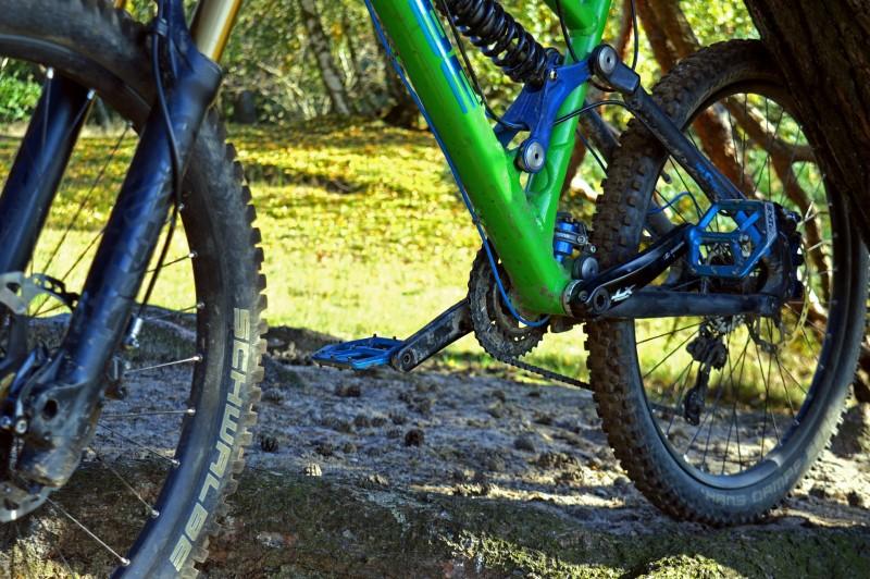 Sejt udstyr til din mountainbike til gode online-priser hos Coolmtb.dk